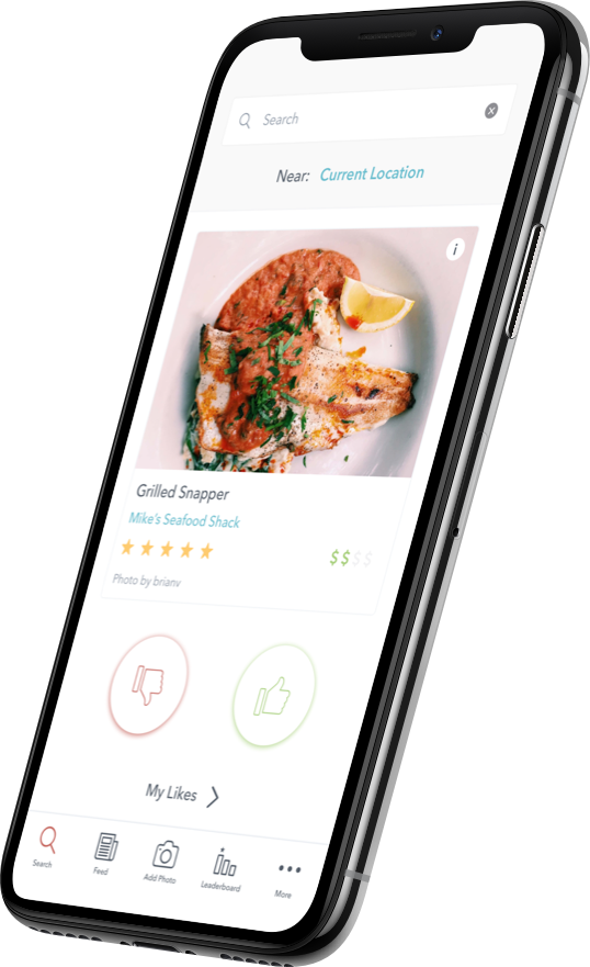 Cravinga | The best free app to find food near you
